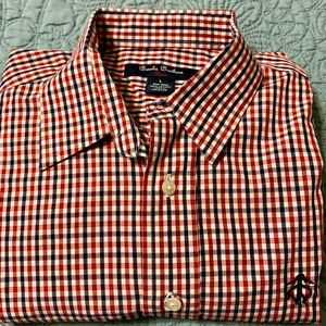 Boys long sleeve Brooks Brothers button down shirt